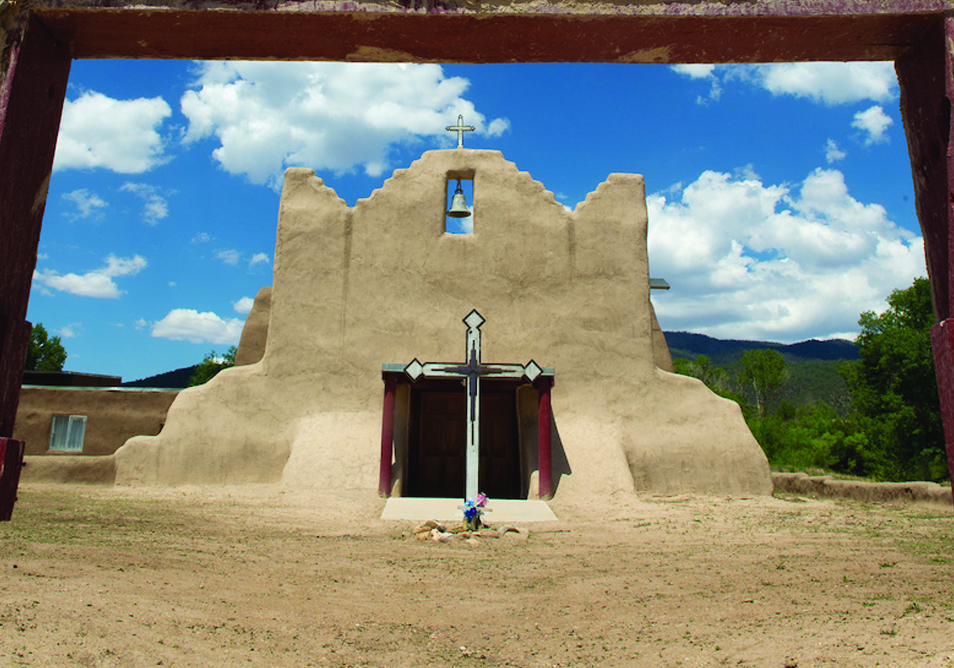 BATTLES AND REVOLTS: TAOS' CONTENTIOUS HISTORY
