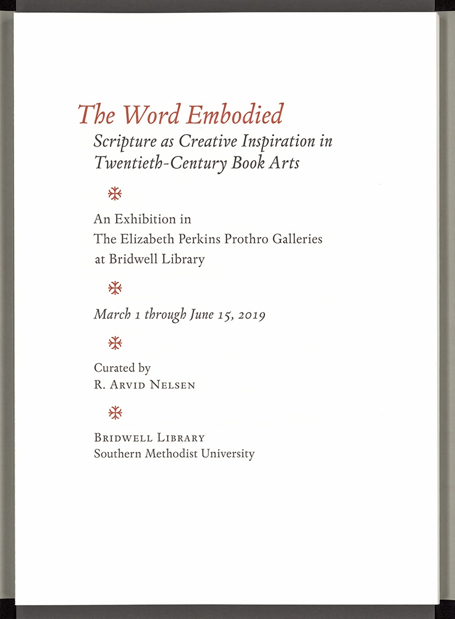 the word embodied