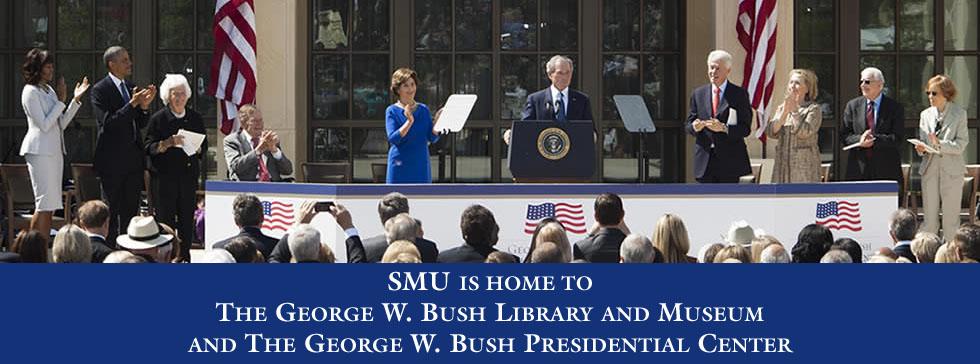 George W Bush Presidential Center George W Bush Presidential