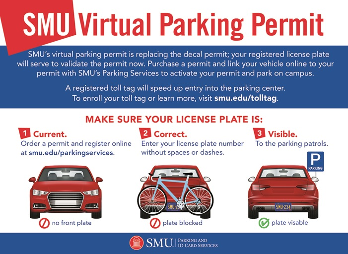 Campus Parking Permits | Parking and ID Services