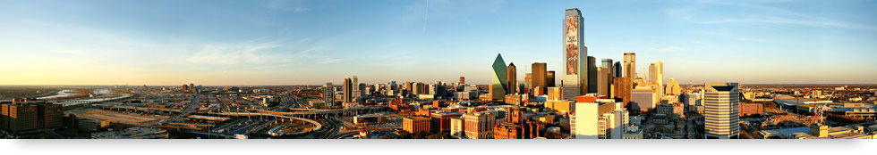 Downtown Dallas Wide