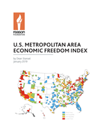 U.S. Metropolitan Area Economic Freedom Index