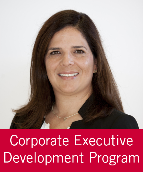 Corporate Executive Development Program - Carolina Roa