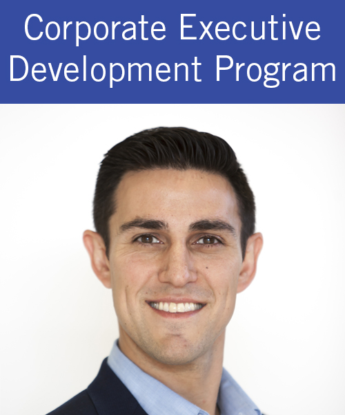 Corporate Executive Development Program - Chris Quave