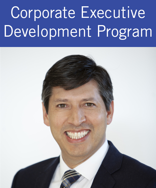Corporate Executive Development Program - Sam De La Garza