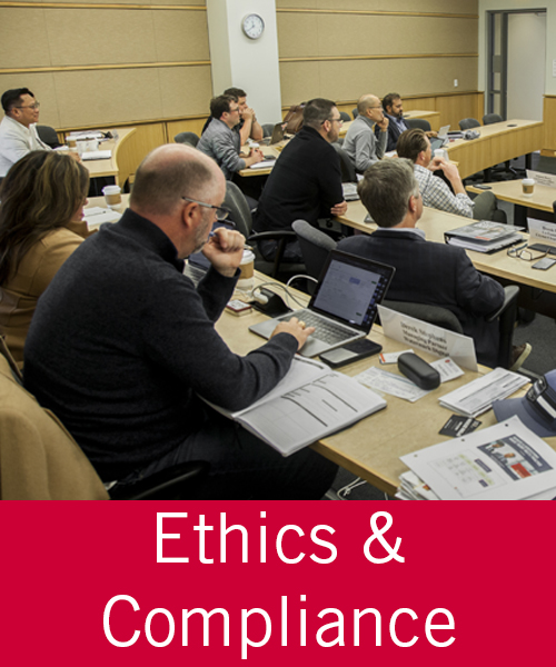 Ethics & Compliance