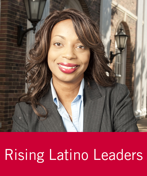 Rising Latino Leaders - Candice Bledsoe