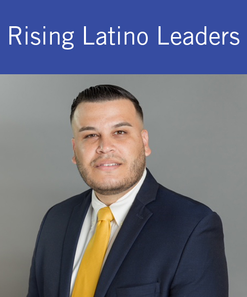 Rising Latino Leaders - Jay Ortiz