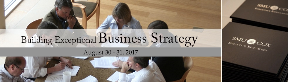 Building Exceptional Business Strategy