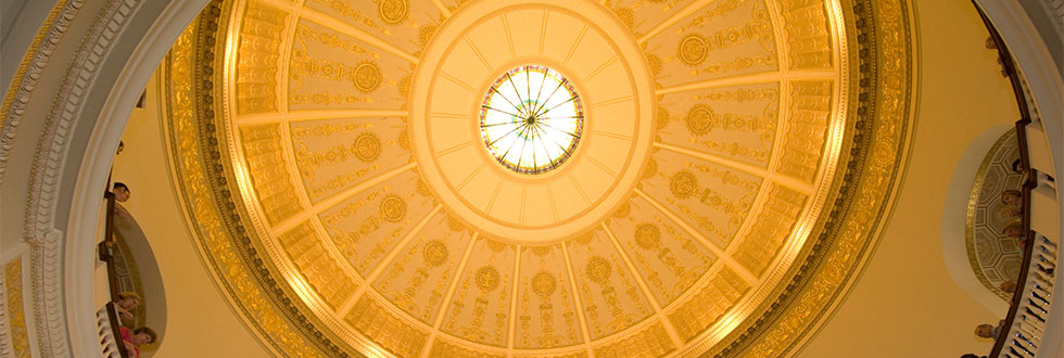 Dallas Hall Rotunda