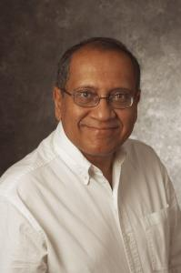 Portrait of Raj Deb