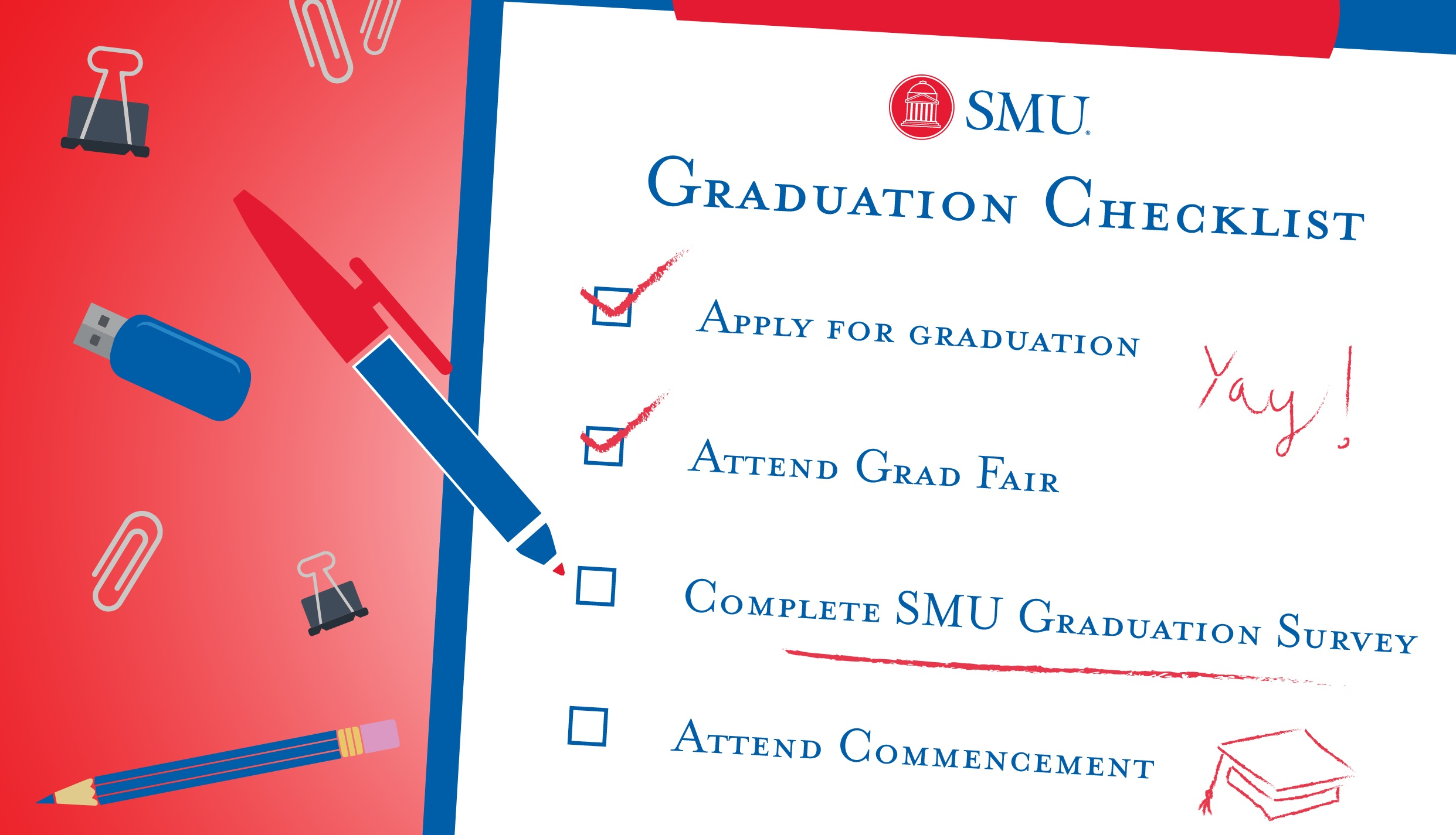 Smu Academic Calendar 2020 May Commencement Convocation   SMU