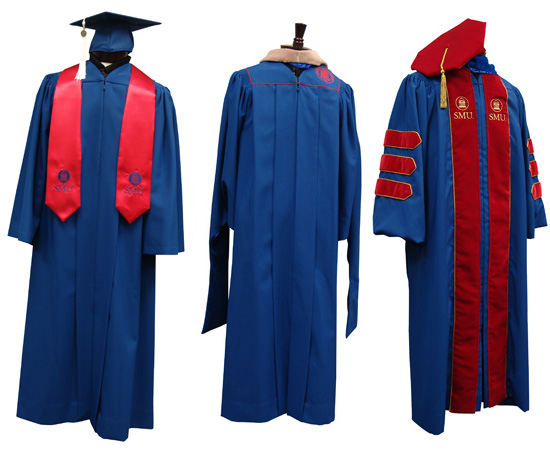 Academic Regalia - SMU