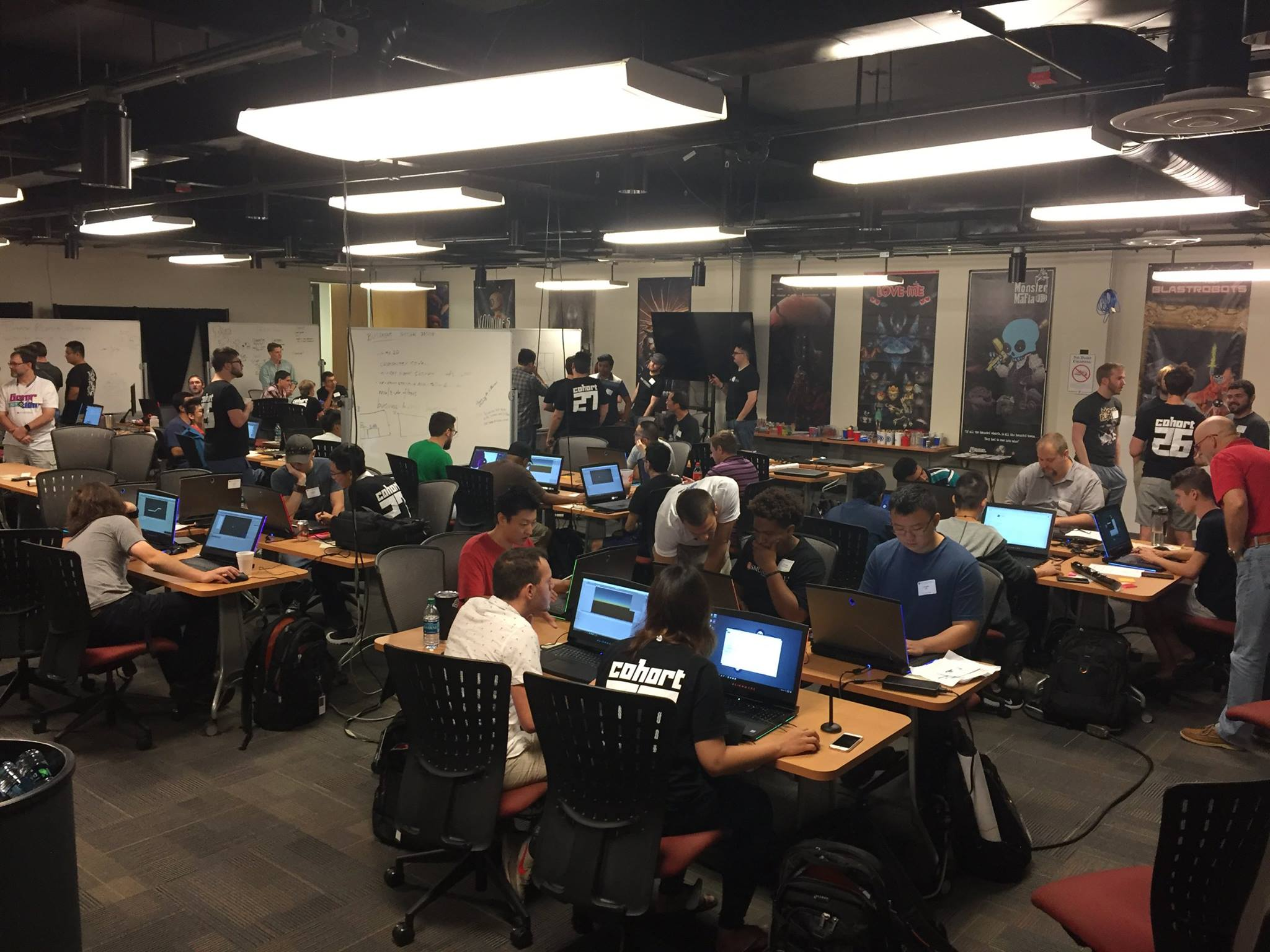 SMU Guildhall Game Jam