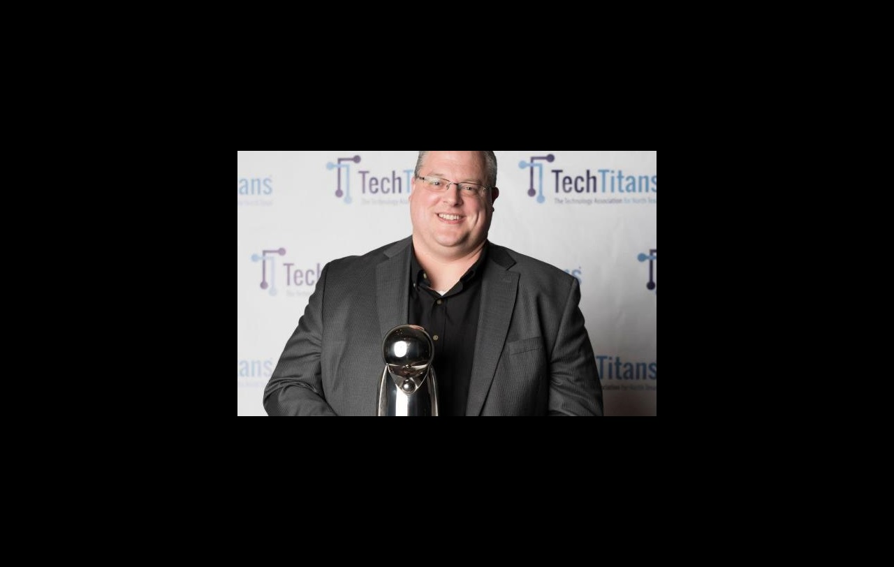 SMU Guildhall Deputy Director of Research Corey Clark Win Tech Titans Award