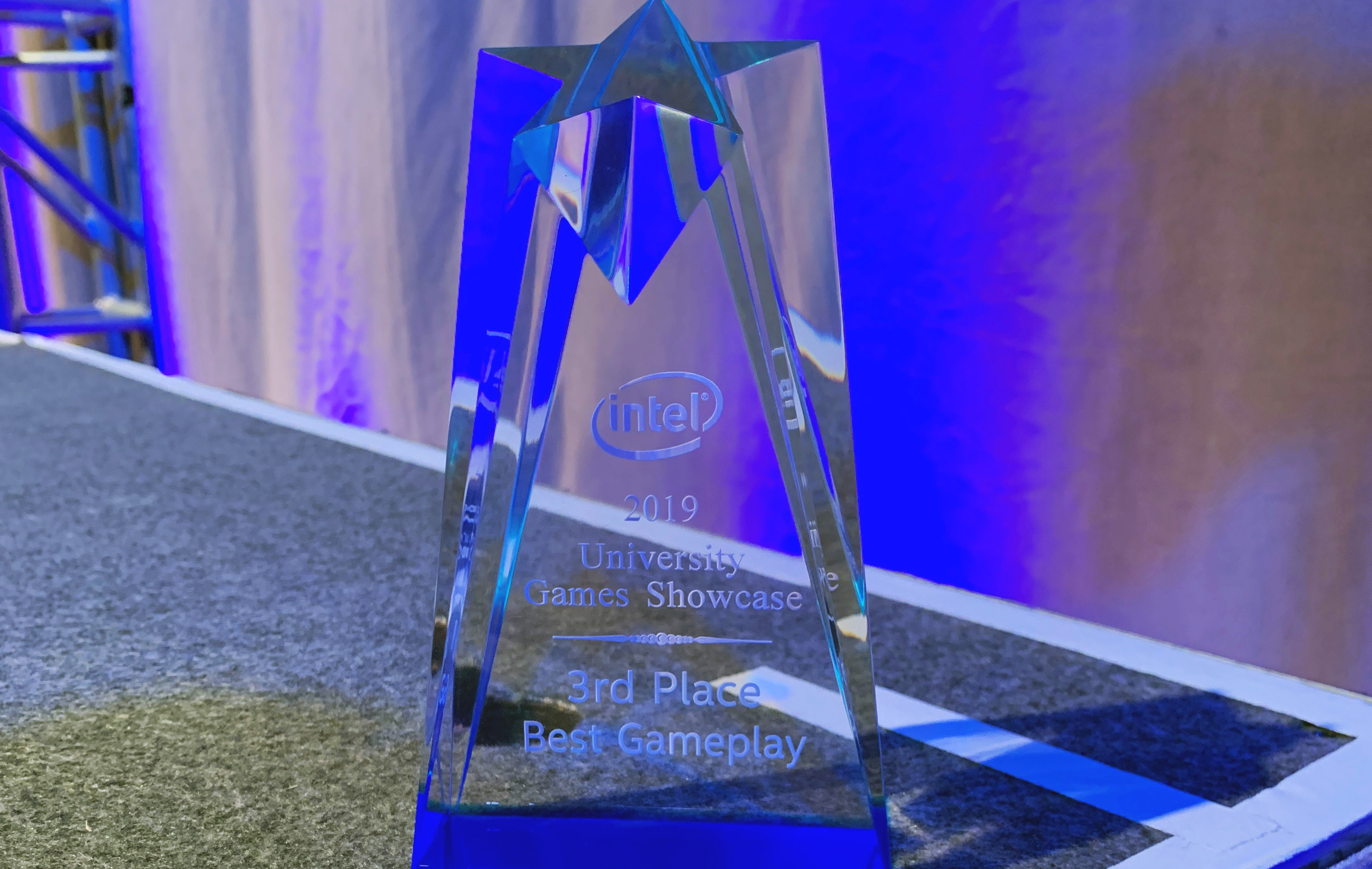 SMU Guildhall takes 7th win in 6 years at Intel University Games Showcase