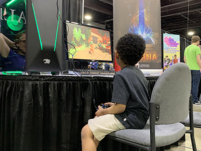 SMU Guildhall Wins at MomoCon