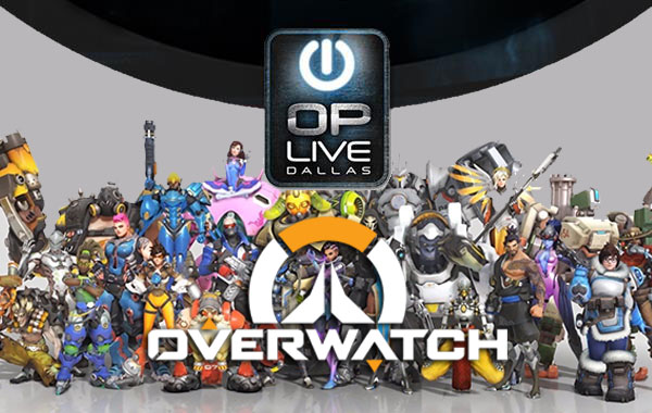 OP Live Dallas Hosts Overwatch Collegiate Tournament