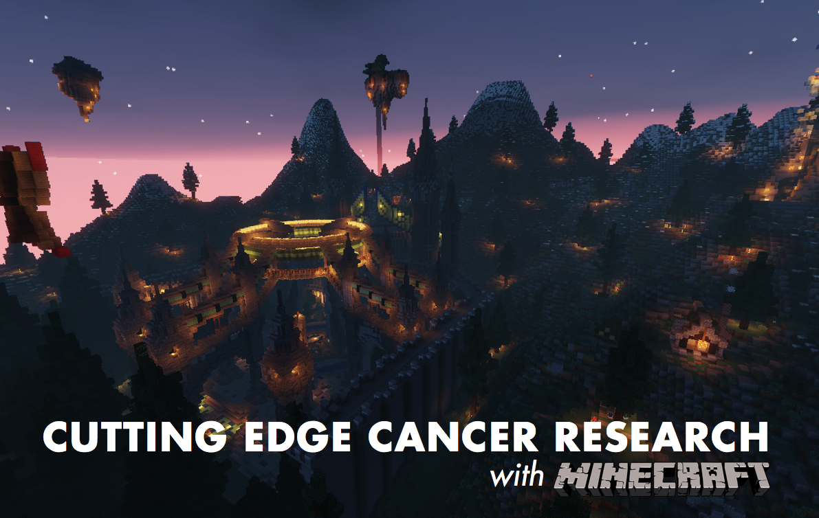 Panel discussion: SMU research project using Minecraft seeks cure for cancer
