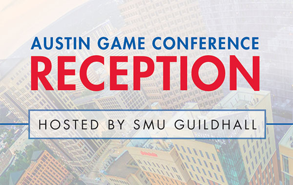 SMU Guildhall Austin Game Conference Reception