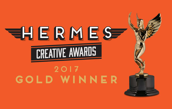 SMU Guildhall wins international gold Hermes award