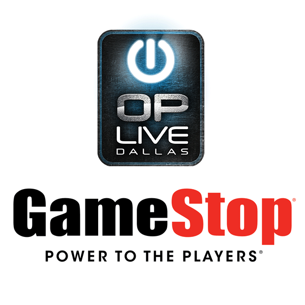 GameStop Partners with OP Live Dallas esports event