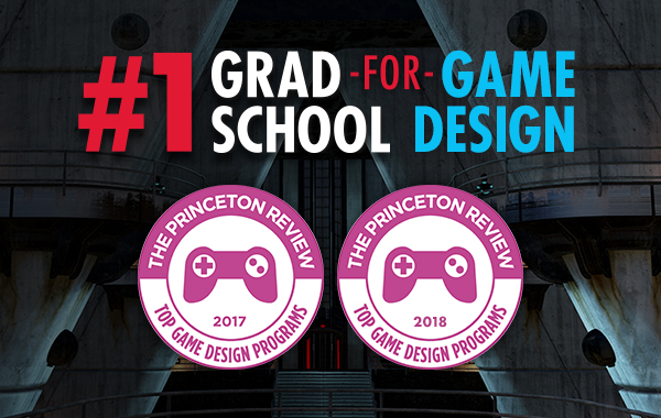 SMU Guildhall Ranked #1 for Game Design for Second Year
