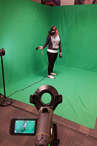 VR at SMU Guildhall