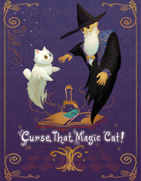 SMU Guildhall game Curse That Magic Cat