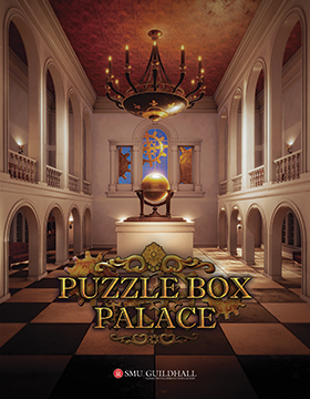 SMU Guildhall game Puzzle Box Palace