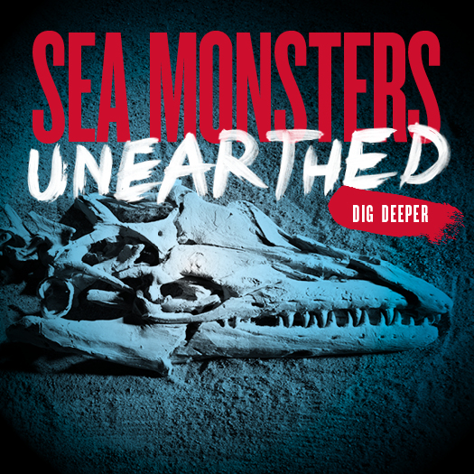 Seamonsters Unearthed - What happens on earth when you put an ocean where there wasn't one before?