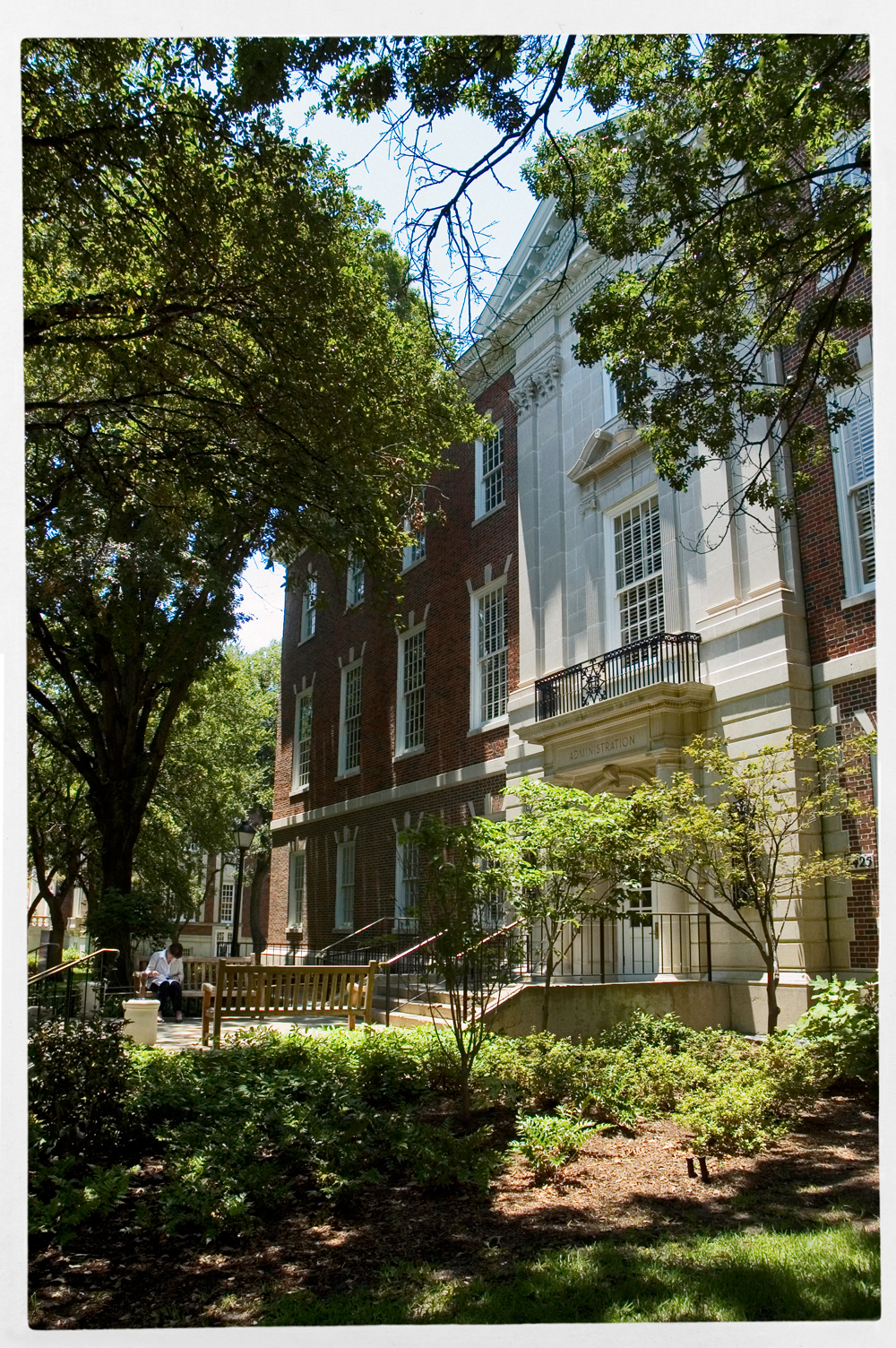 Perkins Administration Building, SMU