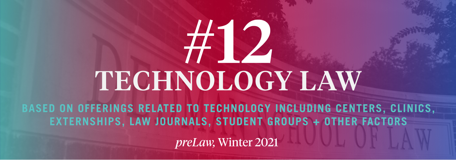 #12 Technology Law