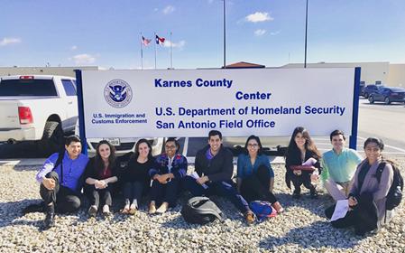 Family Immigration Detention Clinic Smu Dedman School Of