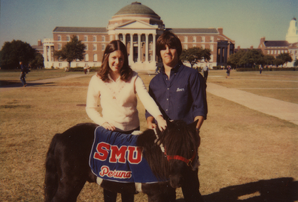 Southern Methodist University Campus Memories