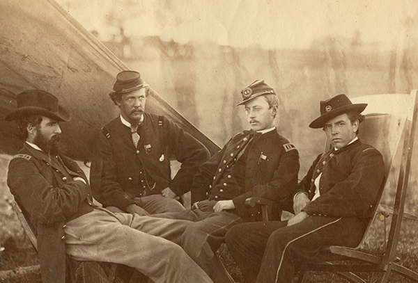 Civil War - Photographs, Manuscripts, and Imprints