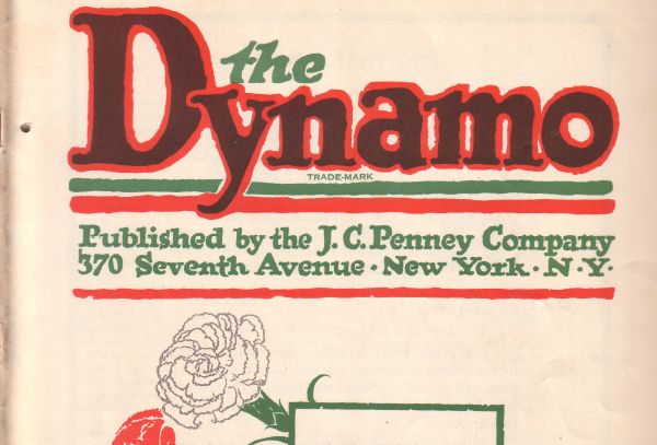 JCPenney Dynamo Newsletters