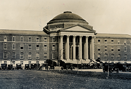 Dallas Hall, 1920s