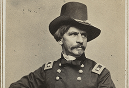 [Major General Nathaniel P. Banks, Union Army]