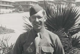 John C. Cox Jr. WWII Papers