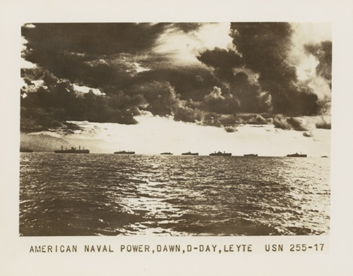 American Naval Power, Dawn, D-Day, Leyte