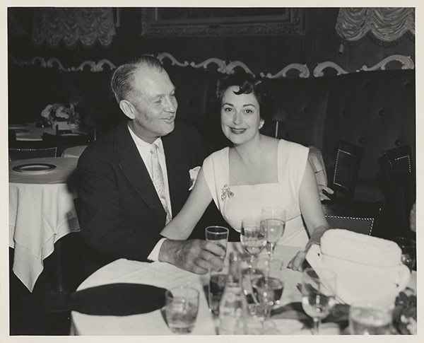 [Jake and Nancy Hamon, Seated]