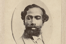 [Matthew Gaines (attributed), African American activist and Texas State Senator], ca. 1870