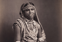 [Indian Woman, Trinidad]