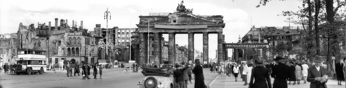 Berlin, early June 1945