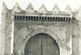 Fortress Gate, Rabat, Morocco, 1943