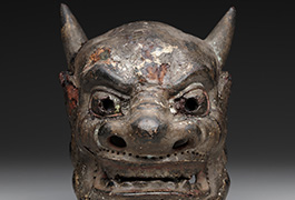 Unidentified gigaku mask