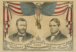 ['National Union Republican Candidates' Lithograph]