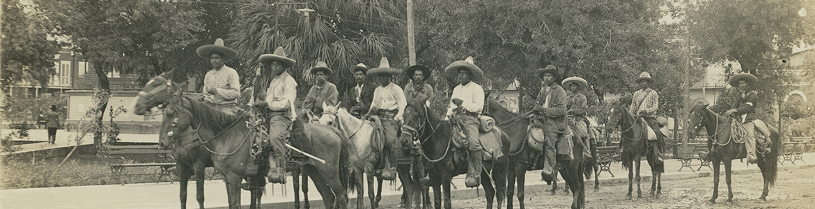 Rebel Cavalry, Matamoros, Mex
