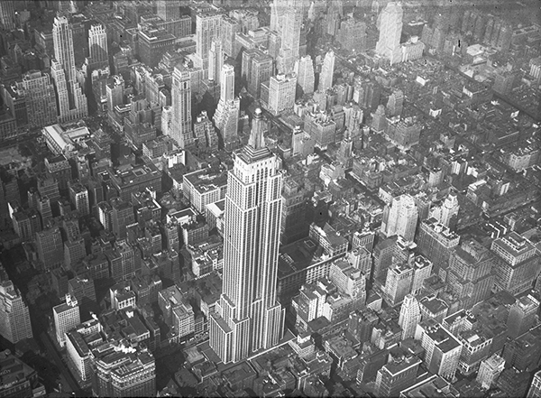 Empire State Building, New York, NY, ca. 1930-1934